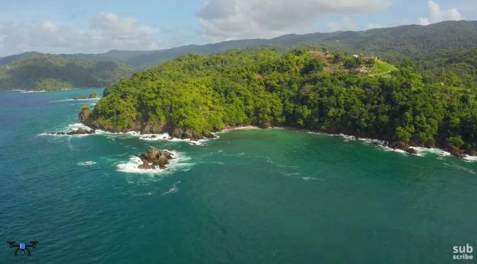 Views: Tobago Island (4K)