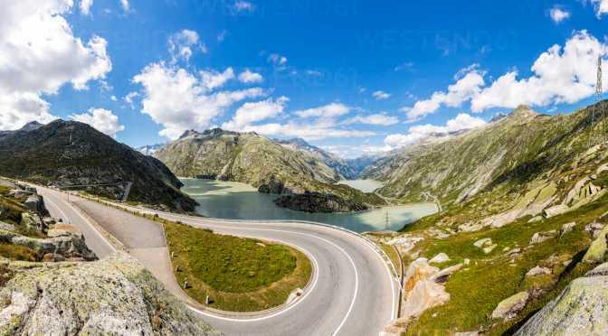 Top Alpine Drives: Grimsel Pass In Switzerland (4K)