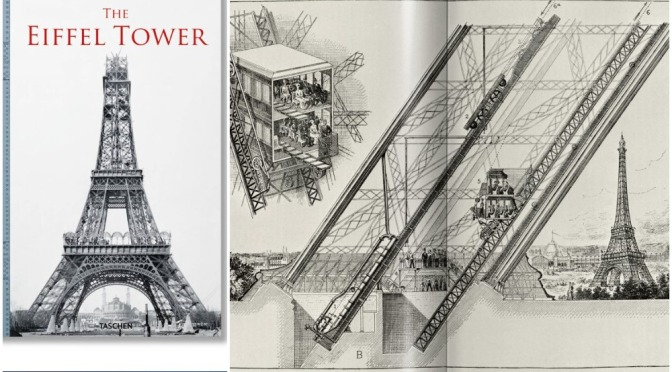 Architecture Books: 'The Eiffel Tower' (Aug 2021)
