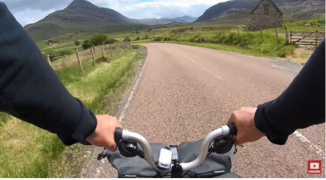 Bike Tours: North Coast 500 – Scotland (Video)