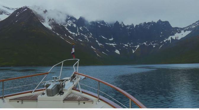 Yachting Views: Castle Bay, Alaska Peninsula