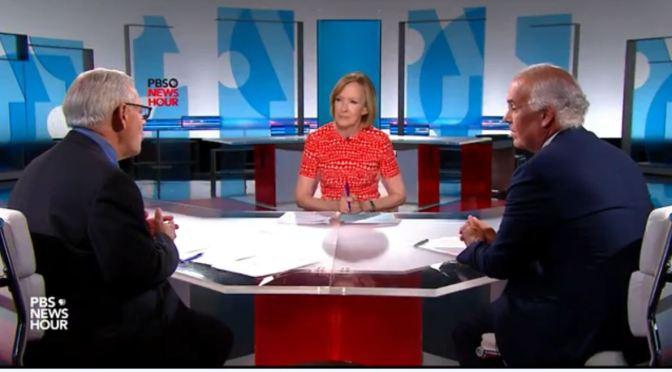 Politics: Brooks & Dionne On Infrastructure Deal, Delta Variant Threat