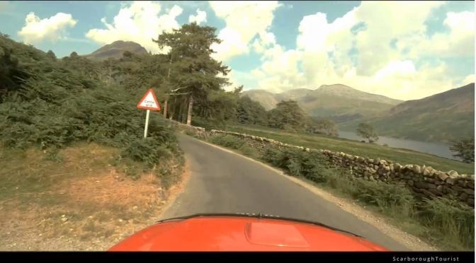 Top Drives: Hardknott Pass & Cumbria, England