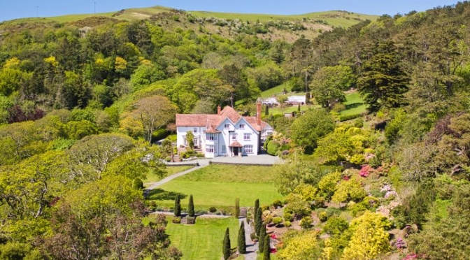 English Country Estates: Aberdyfi, Western Wales