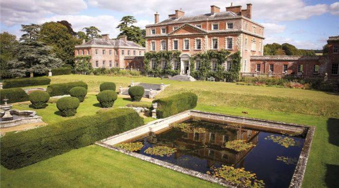 English County Estates: Trafalgar Park, Salisbury