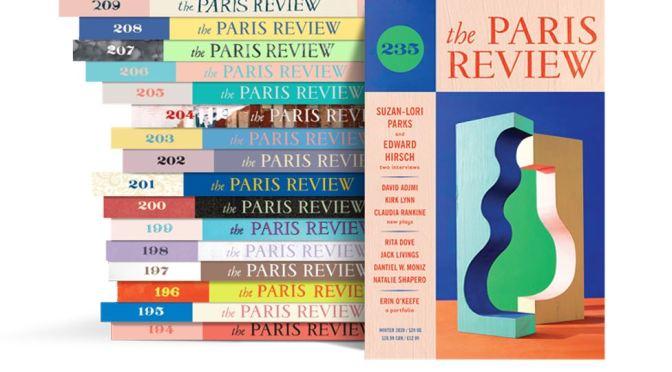 Literary Views: The Paris Review – Summer 2021