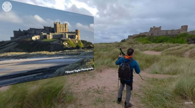 360° Views: Top Landscape Photographer Tours Northumberland, UK