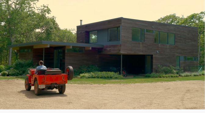 Tours: Prefab Timber Home On Martha's Vineyard