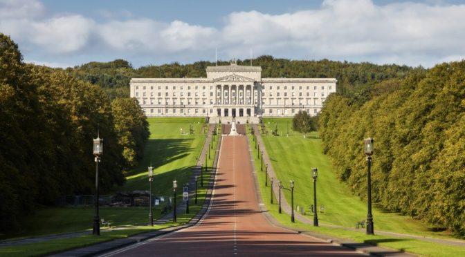 Irish Estates: A History Of Stormont Castle, Belfast