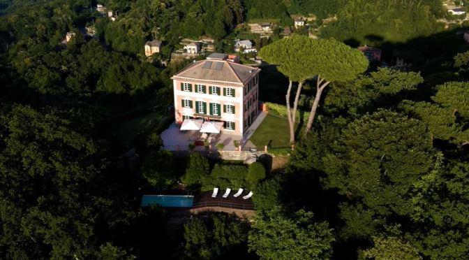 Italian Villas: Camogli, Near Portofino, Liguria