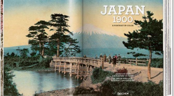 Culture & Photography: 'Japan – 1900' (Taschen)