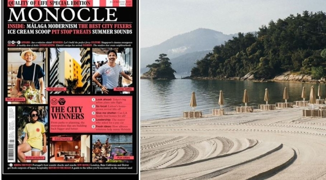 Magazines: 'Monocle' July/August 2021 Preview