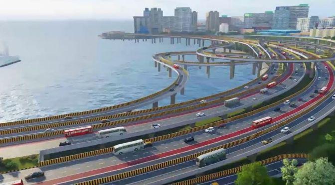 India: Mumbai's $1.7BN Coastal Road Project