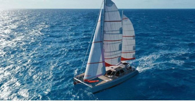 Voyages: 'SeaLegacy' Sets Sail Around The World