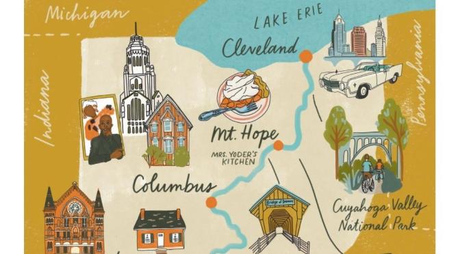 Road Trips: Cincinnati To Cleveland, Ohio (3 Days)