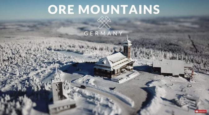 Tilt-Shift Timelapse Views: Ore Mountains, Germany
