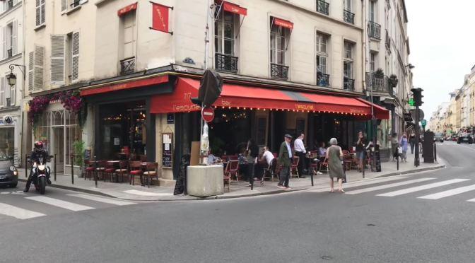 Paris Walks: 'Le Marais' (4K)