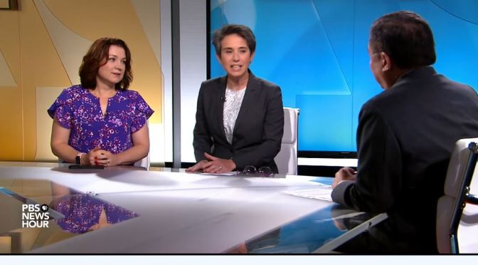 Political Analysis: Tamara Keith And Amy Walter On Covid-19, Infrastructure