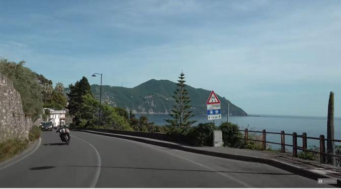Top Drives: Italian Riviera – Genoa To Portofino (4K)