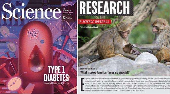 Top Journals: Science Magazine – July 30, 2021