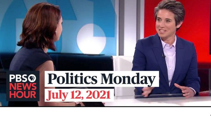 Political Analysis: Tamara Keith And Amy Walter On Capitol Hill Attacks (PBS)