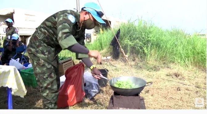 South Sudan: Thailand Peacekeepers Teach New Food & Farming Methods