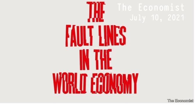 Podcast: World Economy Fault Lines, Afghanistan Abandoned, Publishing