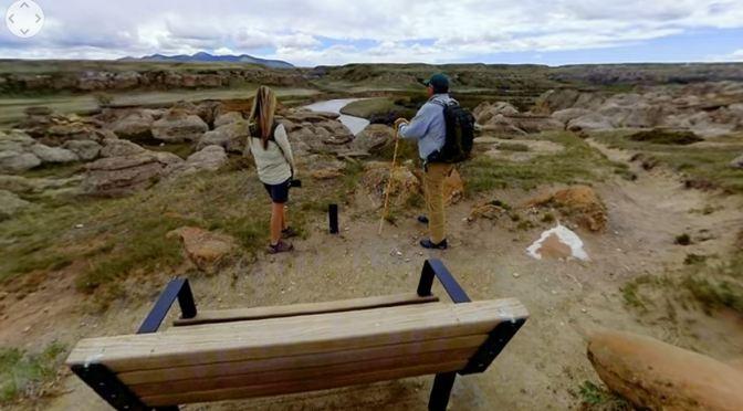 360° Views: The Matapiiksi (Hoodoo) Trail, Alberta, Canada (NatGeo Video)