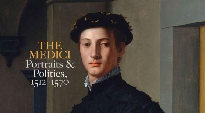 Exhibition Tour: The Medici – Portraits & Politics, 1512-1580