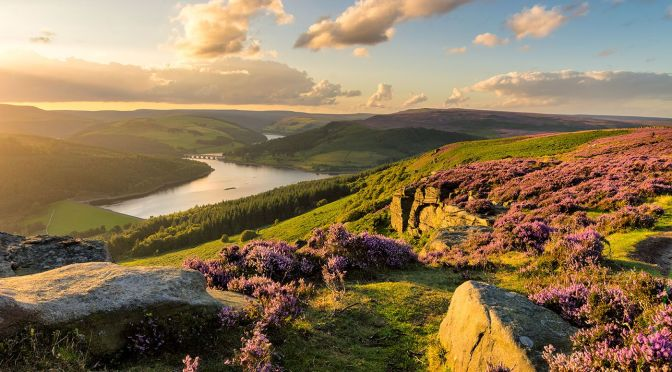 English Countryside: Peak District National Park