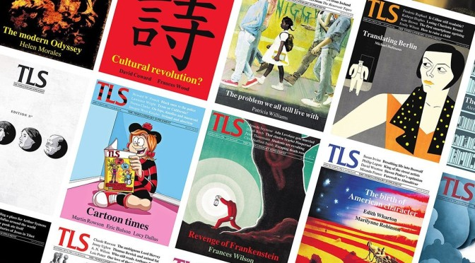 Previews: Times Literary Supplement (TLS) – Sep 3