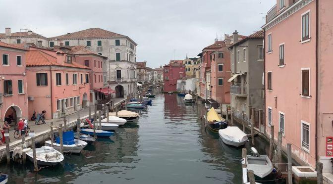 Travel Tour: Chioggia – Little Venice, Italy (4K)