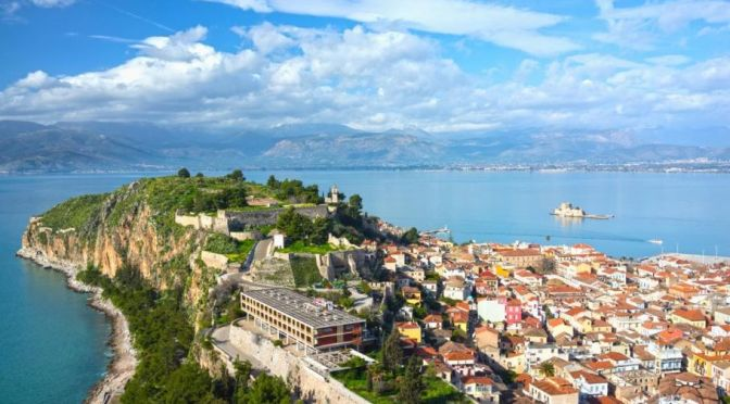 Travel & Culture: The Peloponnese In Greece