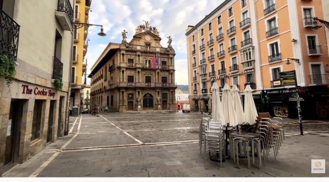 Views: Spain Cancels Pamplona Bull-Running