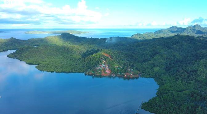 Views: Mining Gold On Sangihe Island, Indonesia
