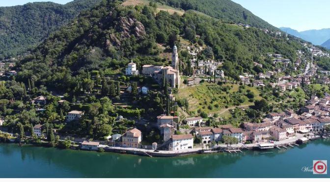 Village Walks: Marcote, Lake Lugano, Switzerland