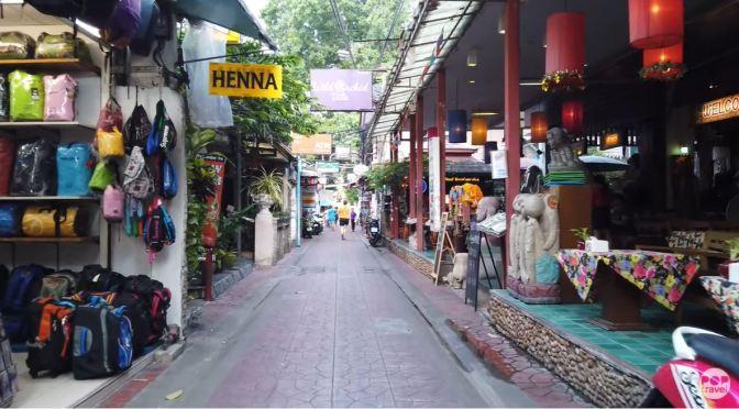 Walking Tour: Bangkok Phra Nakhon – Thailand