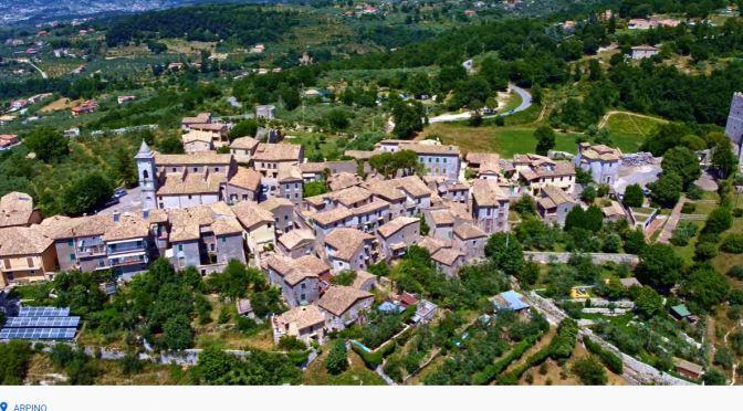Italian Village Walks: Civitavecchia di Arpino
