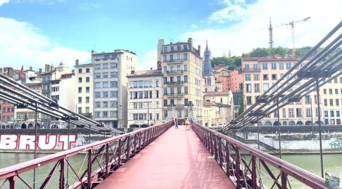 Walking Tour: Lyon – Southeastern France