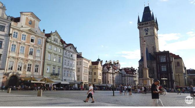 Walking Tour: Prague – Czech Republic (4K)