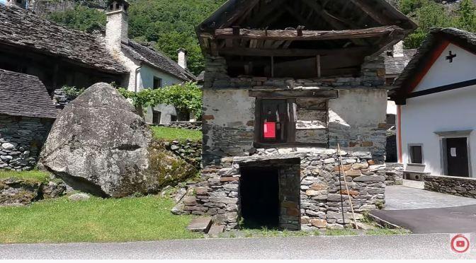 Village Walks: Ritorto – Switzerland (4K Video)