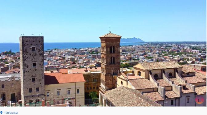 Walking Tour: Terracina – Southeastern Italy (4K)