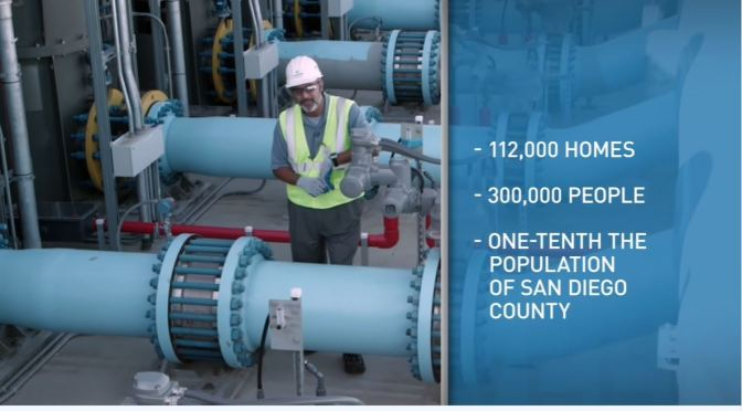 Drought: Desalination Plant Opens In California