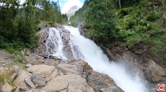 Views: The 'Simmenfälle' – Switzerland (4K Video)