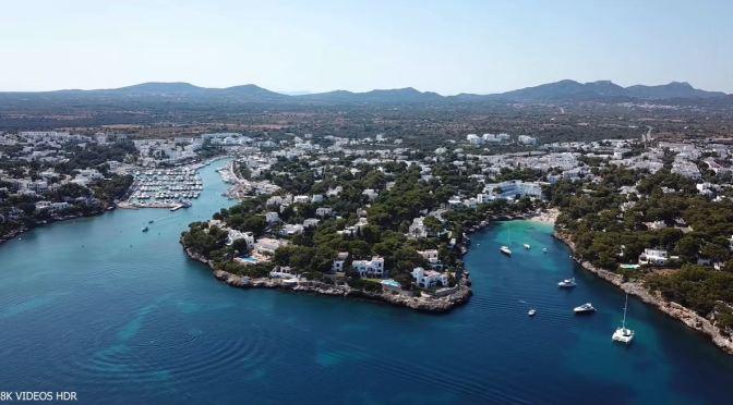 8K Views: Balearic Islands Of Spain – Mallorca, Ibiza, Menorca & Formentera