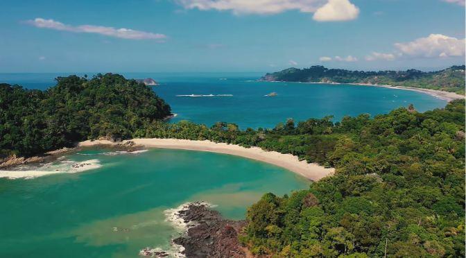 Aerial Views: Costa Rica