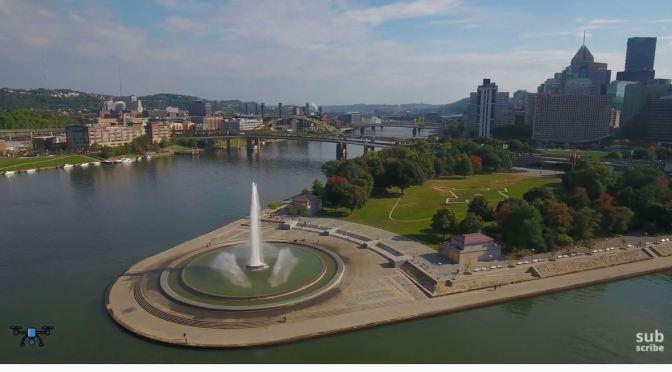 Aerial Views: Pittsburgh – Western Pennsylvania (4K)