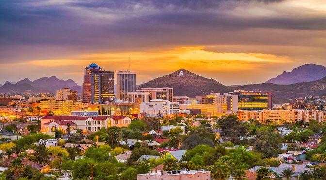 Aerial Views: Tucson – Southern Arizona (4K)
