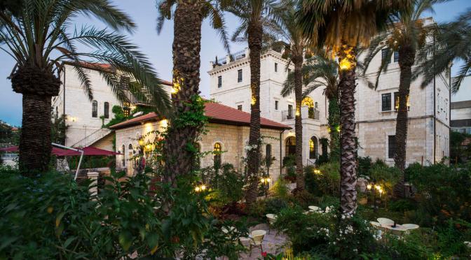 History: The Legendary 'American Colony Hotel' – Jerusalem (DW Video)
