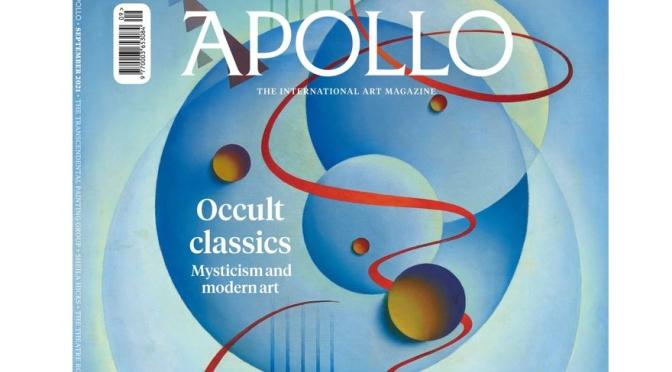 Cover Previews: Apollo Magazine – September 2021